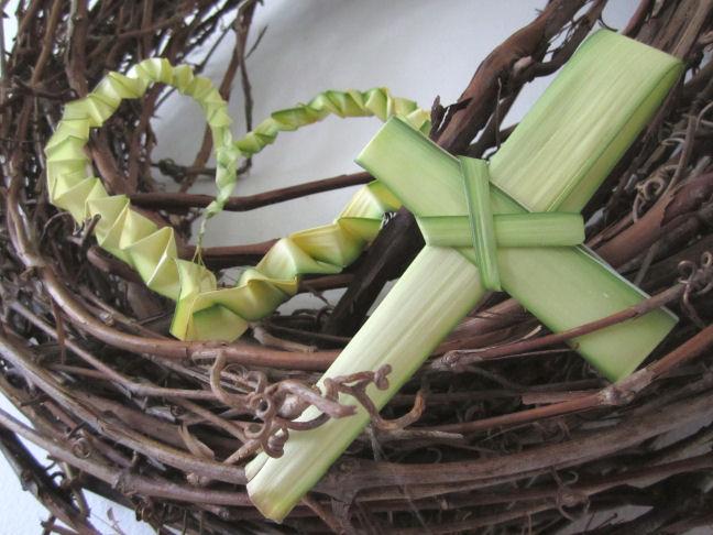 palm sunday crafts