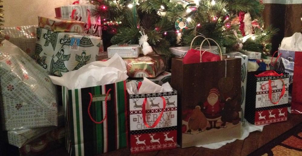 1st Day Of Christmas: Oh, Christmas Tree (2/2)